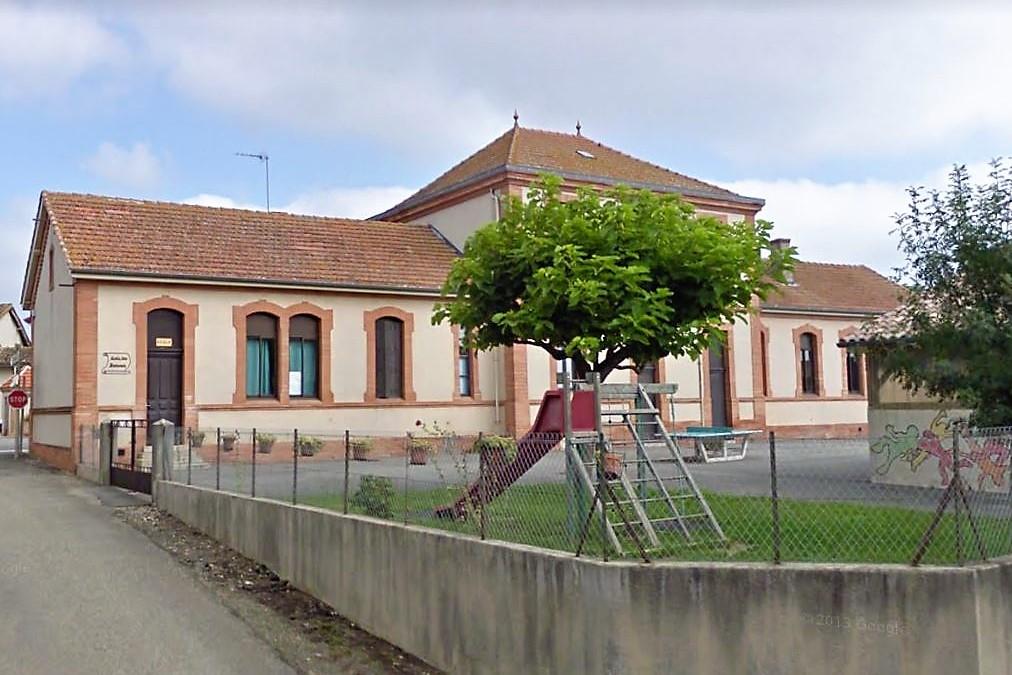 Escazeaux école primaire